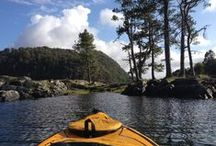 We are kayak campers / Amazing moments and places for kayak camper lovers.