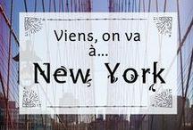 Viens on va à... New York
