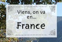 Viens, on va en... France