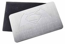 Police: Batman v Superman / Police Batman v Superman Dawn of Justice offical watches!