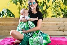 Summer essentials for mama and baby / Amazing gifts for Mama and baby, perfect for a summer get away. All available from our-kid.co.uk