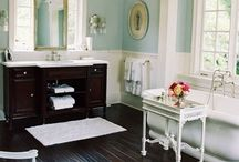 Bathroom ideas / by Jamie Lindow