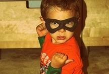 Masks for little people