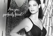 stand up for fit / when we look our best, we feel our best, and what we wear underneath can make or break an outfit, so make sure you're wearing the right size bra. an ill-fitting bra can cause backache, neck pain and premature drooping, so it's worth having a professional bra fitting every six months – or whenever you experience hormonal changes, or gain or lose weight
