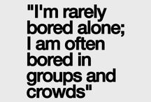 introvert / i'm an introvert trying to understand how to function authentically