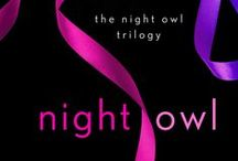 NIGHT OWL / Stuff related to my novel Night Owl, pics that inspired me, etc.