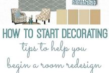 A DIY HOME DECOR BOARD / by Jamie Lindow