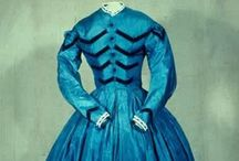19th century fashion / Information about fashion details in the 1800's.