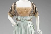 20th Century Fashion / Fashions from the early twentieth century.