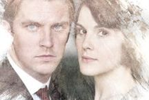 Downton Abbey.....forever / by Heather Dennis