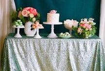Wedding Inspiration - Sparkle / To help to get your wedding ideas flowing...