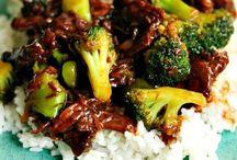 Rice recepice