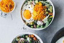 recipes / non-vegan eats and treats