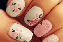 Wedding Nails / Having a little trouble deciding on your wedding nails? Have a little scroll to help to get your ideas flowing...