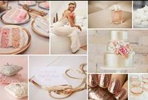 Wedding-moodboards*wedding color*Hochzeitsfarbpalette*colori per il matrimonio / Be inspired :*
