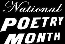 National Poetry Month 2014 / Lessons, Ideas, Tips: Let's share it all!