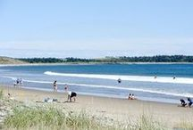 Blissful Beaches / Best beaches along the Bluenose Coast, NS.