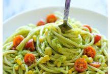 recipes: pasta / pasta recipes