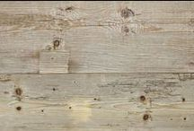 Reclaimed Wood Flooring Samples / We offer a number of reclaimed wood flooring options, here's a few examples