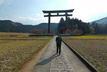 Spirit of Japan Tour / Here are some pics of my wonderful Kumano Kodo walking tour