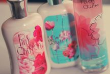 Bath & Body Works ♡ / Lotion, Perfume, Hand Gel, And More ♡. / by T M. 🐶