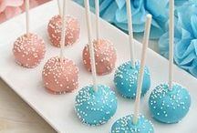 Cake Decorating: Cake Pops, Cookies, and Other Treats / It's not REALLY cake decorating, but we love the techniques and designs for cake pops, cookies, and other tasty treats.