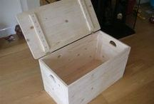 Woodworking: Projects / Love power tools? Find a bunch of fresh and funky woodworking projects here.