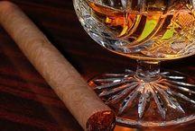 Cigar & Hennessy