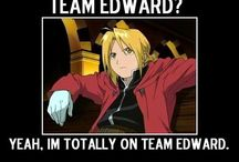 Fullmetal alchemist! / Pin whatever and invite people