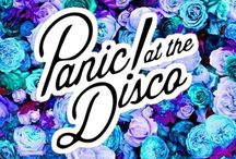 Panic! At the Disco! / Panic! At the Disco! Follow or comment to join the board or you can message me! feel free to invite other people!