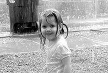 Yağmurun sesi,kokusu...