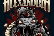Asking Alexandria / The band Asking Alexandria