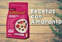 Recetas con Amaranto / Aprende a incorporar este #SuperFood a tus comidas con ayuda de las #recetas de #Xiomega3SuperFoods