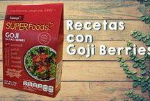 Recetas con Goji Berries