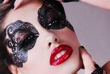 Celebs Halloween Makeup Ideas