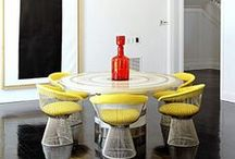 Dining rooms / by Adriana