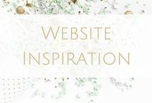 Awesome-Cool Sites we Adore / Web design inspiration at its finest.