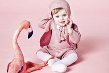 Pretty In Pink / Ooh la la. Cute pink accessories for little girls!