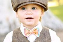 Dapper Lads / There is nothing cuter than a little boy in a dapper, classic outfit. Complete with suspenders and flapcaps  this board embodies the style of tiny but old souls.