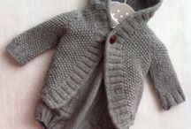Cozy Kids/Toddlers in Winter / Knit sweaters and boots keep everyone comfy and warm as it starts to get colder out.