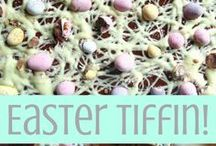 Easter! (& Spring) / Pretty things/food ideas for Easter!