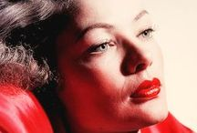 """Gene Tierney / """"I existed in a world that never is - the prison of the mind."""" - Gene Tierney / by Paola Riggio"""