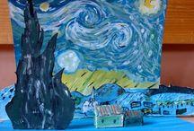 Art Ideas 3-6