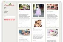 Masonry Blogs / Great examples of masonry or grid layout blogs.
