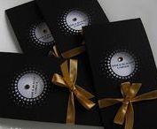 Invitations, vouchers etc. by ProjectGallias (Zaproszenia) / 100% handmade invitations, vouchers by ProjectGallias