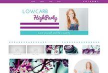 Blog Designs / Instant Entity custom blog designs.