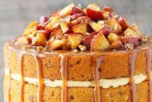 Autumn Recipes / Autumn sweet and savoury recipes for when the leaves turn brown and everything gets a little bit pumpkin spice...