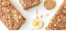 B-A-N-A-N-A-S! / Banana cake, banana muffins, banana smoothies, banana ice cream. Plenty of ideas for using up those overripe bananas!