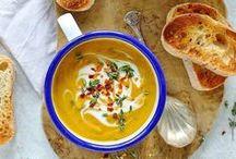 Soups & Stews / Bubbling, stirring, slurping.