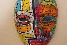Art - paper mâché